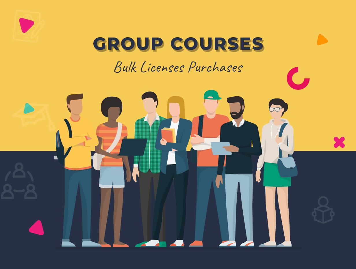 Education WordPress Theme Group Courses