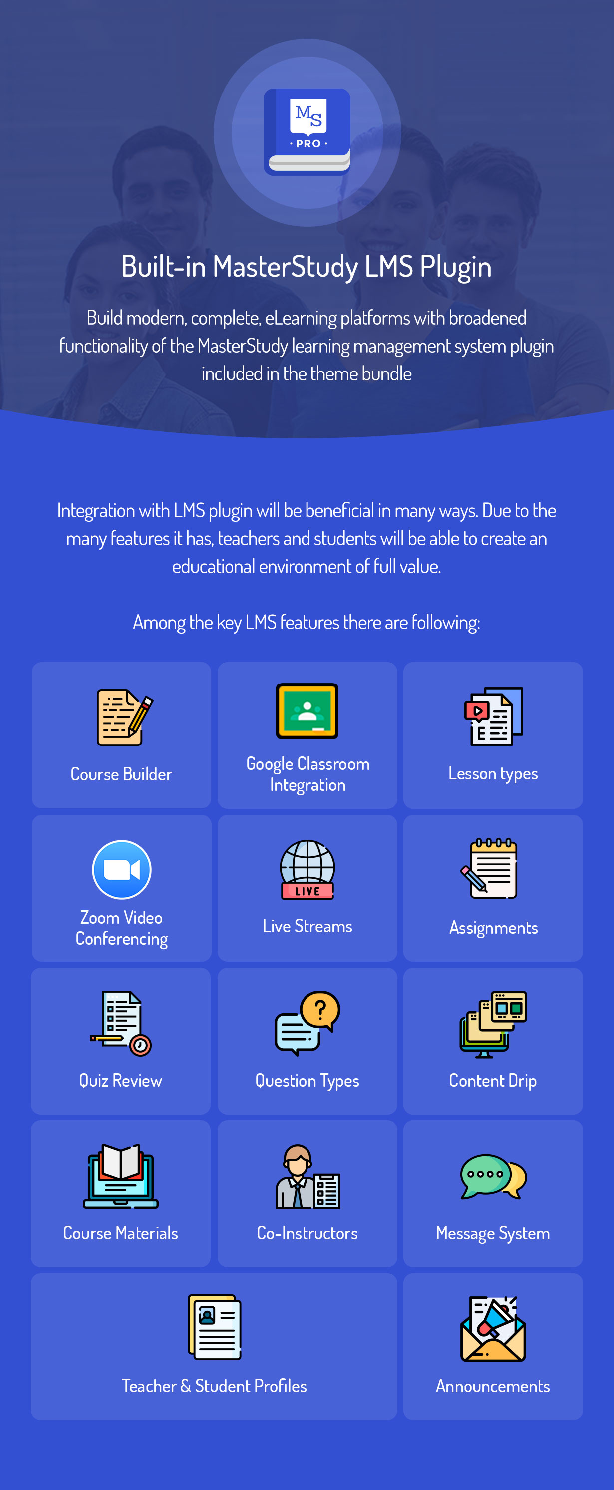 Smarty Education WordPress Theme