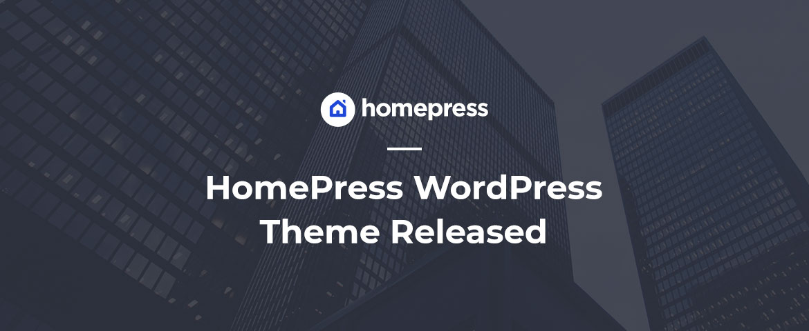 homepress-real-estate-theme-released