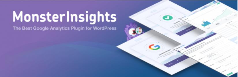 плагин MonsterInsights для анализа посетителей блога