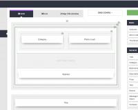 uListing Wishlist – Dashboard editor