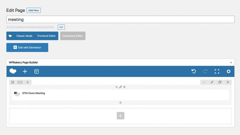 zoom webinar wordpress