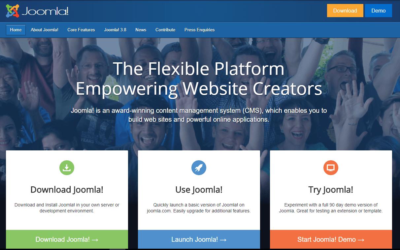 Joomla Website Creator