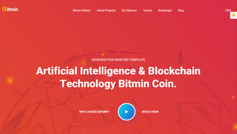 BitMin Theme