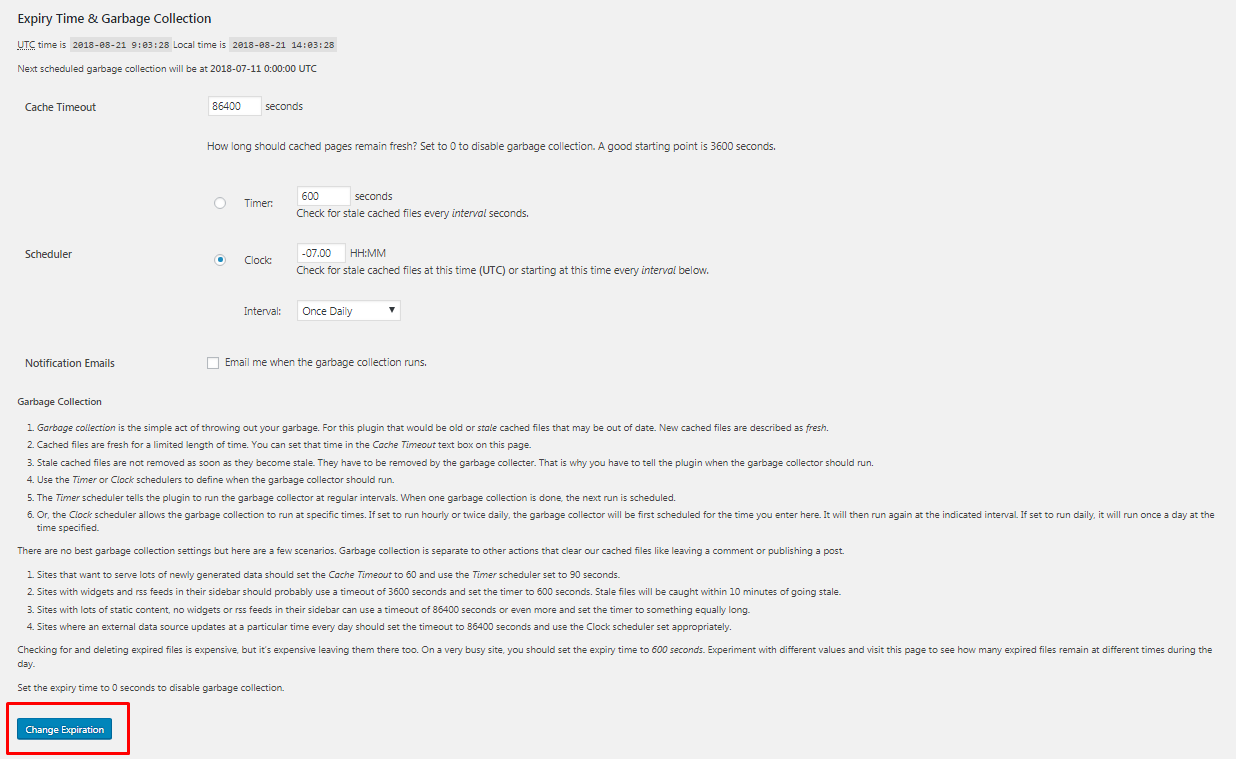 Ultimate Guide to WP Super Cache Plugin Configuration