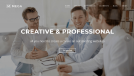 Mega Creative Business Theme
