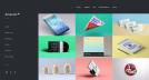 Ampster Portfolio WordPress Theme