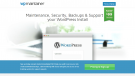 WP Maintainer WordPress Support Service