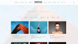Kinetika Portfolio WordPress Theme