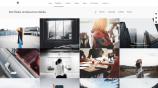 Grand Portfolio Portfolio WordPress Theme
