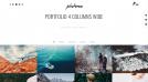 PhotoMe Portfolio WordPress Theme