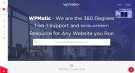 WP Matic WordPress Support Service