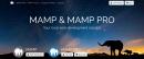 The MAMP website.