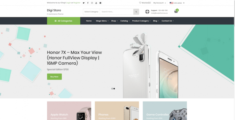 15 Best Products Catalog Wordpress Themes Stylemixthemes