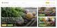 Homepage 2 – Catalog RawOrganic theme