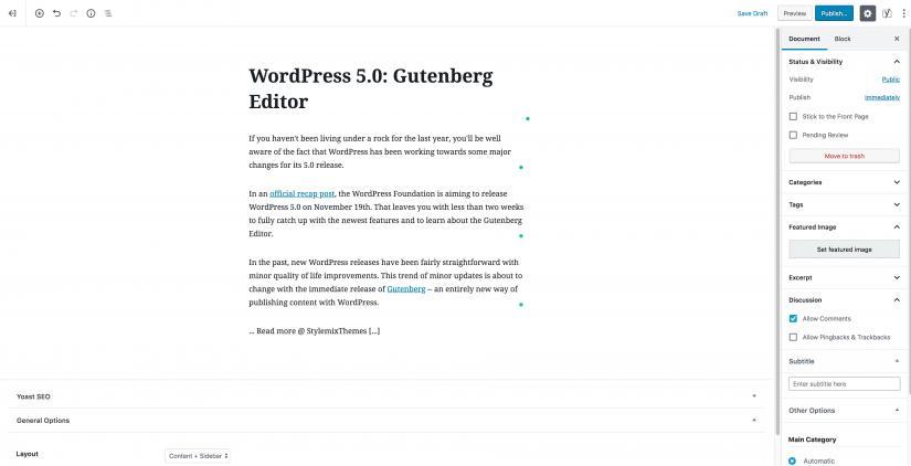 gutenberg editor wordpress 5.0 (1)