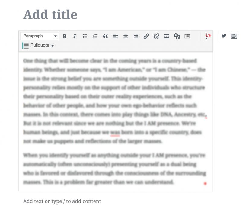 gutenberg retains classic editor for old content (1)
