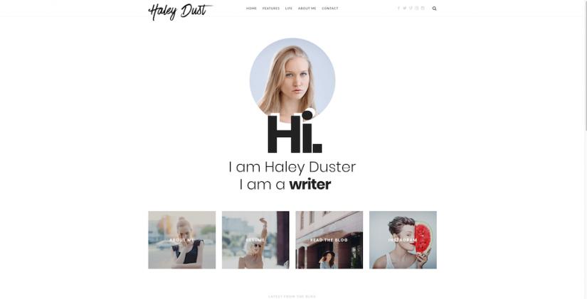 Impose – Responsive WordPress Theme
