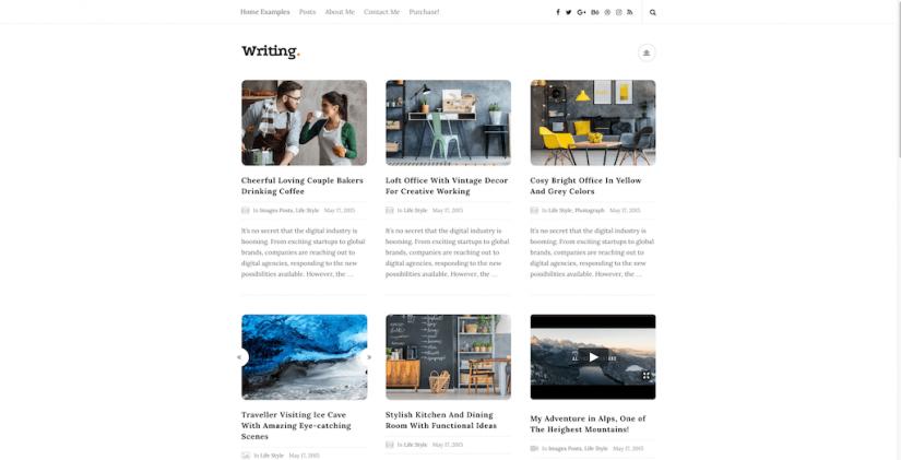 Masonry Blog – Writing