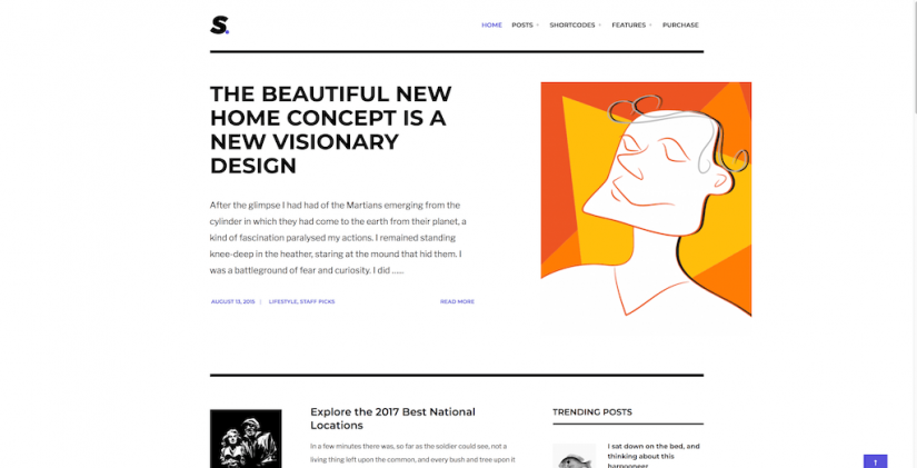 Starter – Just another WordPress site