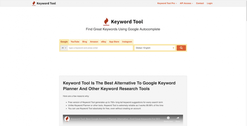 11 Best Keyword Research Tools for Growth Hackers | StylemixThemes