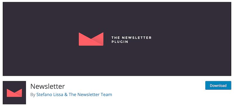Newsletter WordPress org