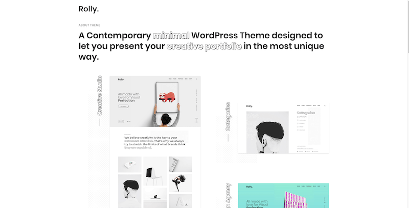 20 Creative WordPress Portfolio Themes for Designers