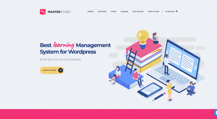 15 WordPress Themes for Online Courses & eLearning