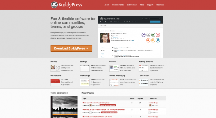 15 BuddyPress Themes to Create a Community Site | StylemixThemes