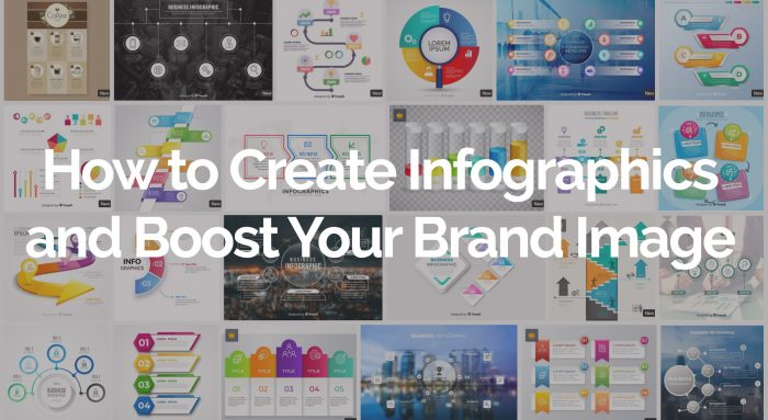 How to Create Infographics and Boost Your Brand Image