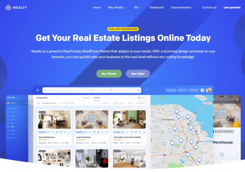 40 Best Real Estate WordPress Themes In 2020 Stylemixthemes