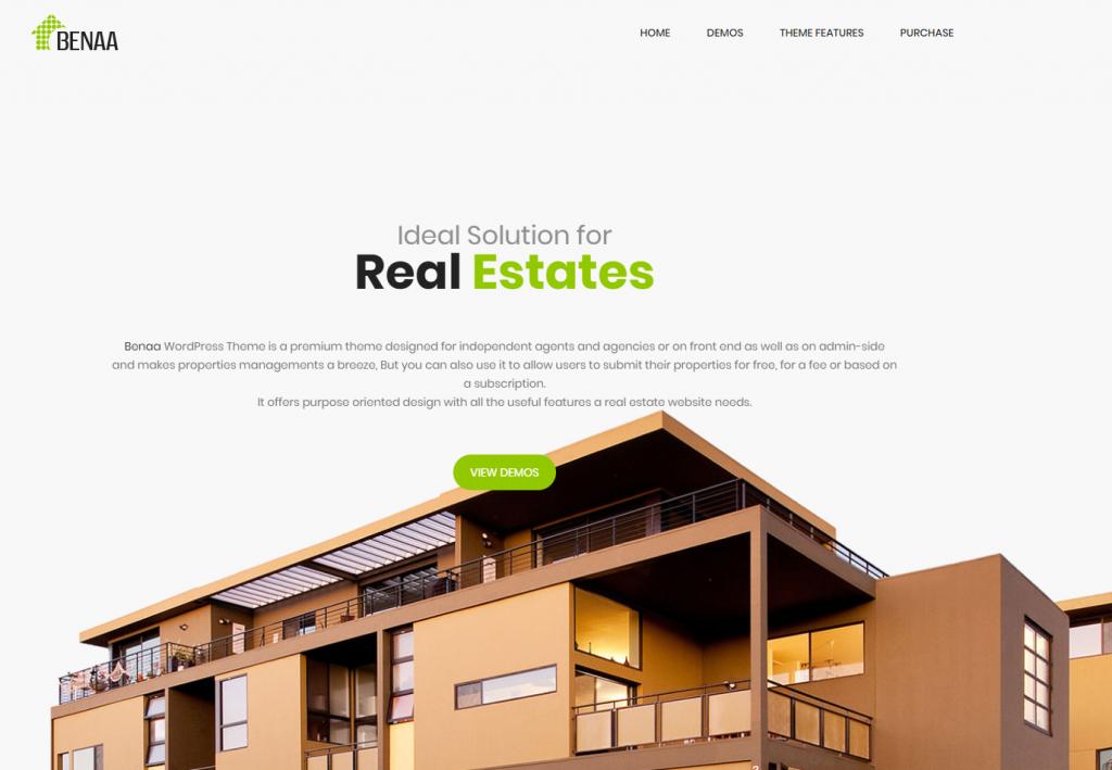 40 Best Real Estate Wordpress Themes In 2021 Stylemixthemes