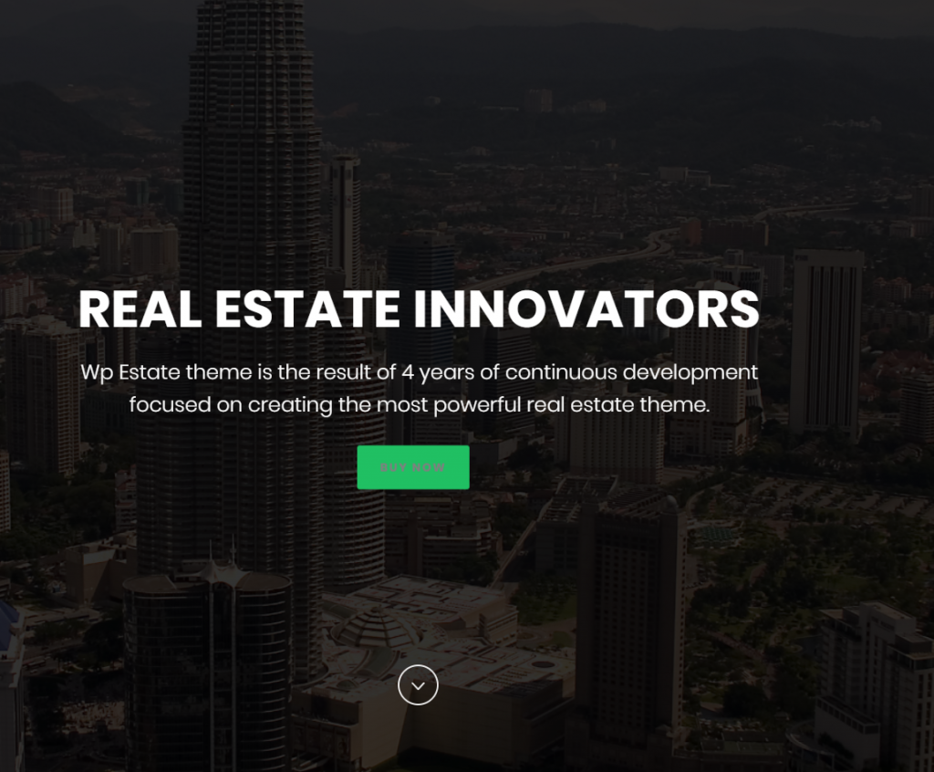 best wordpress real estate themes with idx