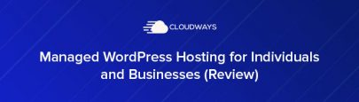 Cloudways Review for StyleMix Themes - Banner