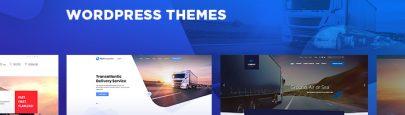 Best Logistics & Transportation WordPress Themes