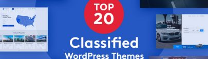 Top WordPress Classified Themes